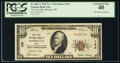 Marietta, OH - $10 1929 Ty. 1 The First National Bank Ch. # 142 PCGS Extremely Fine 40