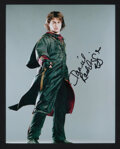Movie/TV Memorabilia:Autographs and Signed Items, Large Collection of (180+) Hollywood Autographs, Signed Ph...