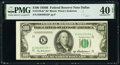 Small Size:Federal Reserve Notes, Fr. 2159-K* $100 1950B Federal Reserve Star Note. PMG Extr...