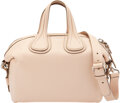 """Luxury Accessories:Bags, Givenchy Beige Calfskin Leather Small Nightingale Bag. Condition: 2. 11"""" Width x 8"""" Height x 5"""" Dep..."""