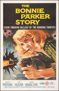 """Movie Posters:Crime, The Bonnie Parker Story (American International, 1958). Very Fine- on Linen. One Sheet (27"""" X 41.5"""") Reynold Brown Artwork. ..."""