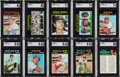 Baseball Cards:Singles (1970-Now), 1971 Topps Baseball Complete Set (752). Offered is...