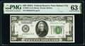 Small Size:Federal Reserve Notes, Fr. 2051-J $20 1928A Federal Reserve Note. PMG Choice Unci...