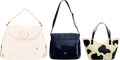 Luxury Accessories:Bags, Moschino Set of Three: Shoulder Bags Conditi...