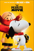 """Movie Posters:Animation, The Peanuts Movie & Other Lot (20th Century Fox, 2015). Rolled, Very Fine+. One Sheets (2) (27"""" X 40"""") SS Advance, Style C. ... (Total: 2 Items)"""