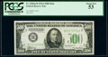 Small Size:Federal Reserve Notes, Fr. 2202-B $500 1934A Federal Reserve Note. PCGS About New...