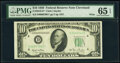 Small Size:Federal Reserve Notes, Fr. 2010-D* $10 1950 Wide Federal Reserve Star Note. PMG G...