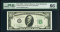 Small Size:Federal Reserve Notes, Fr. 2011-E $10 1950A Federal Reserve Note. PMG Gem Uncirculated 66 EPQ.. ...