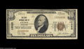 National Bank Notes:Oklahoma, Geary, OK - $10 1929 Ty. 1 The First NB Ch. # 10020