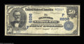 National Bank Notes:Oregon, Medford, OR - $50 1902 Date Back Fr. 668 The Medford NB