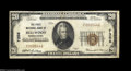 National Bank Notes:Pennsylvania, Bellwood, PA - $20 1929 Ty. 1 The First NB Ch. # 7356