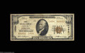 National Bank Notes:Pennsylvania, Cecil, PA - $10 1929 Ty. 2 First NB Ch. # 14094