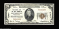 National Bank Notes:Pennsylvania, Connellsville, PA - $20 1929 Ty. 1 The NB & TC of ...