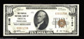 National Bank Notes:Pennsylvania, Delta, PA - $10 1929 Ty. 1 The Peoples NB Ch. # 5198
