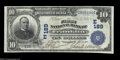 National Bank Notes:Pennsylvania, Franklin, PA - $10 1902 Date Back Fr. 616 The First NB