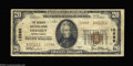 National Bank Notes:Pennsylvania, Hershey, PA - $20 1929 Ty. 2 The Hershey NB Ch. # ...