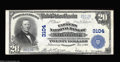 National Bank Notes:Pennsylvania, Kittanning, PA - $20 1902 Plain Back Fr. 650 The Farmers ...