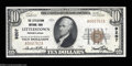 National Bank Notes:Pennsylvania, Littlestown, PA - $10 1929 Ty. 1 The Littlestown NB Ch....