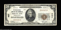 National Bank Notes:Pennsylvania, Mount Joy, PA - $20 1929 Ty. 1 The First NB & TC Ch. # ...