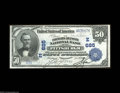 National Bank Notes:Pennsylvania, Pittsburgh, PA - $50 1902 Date Back Fr. 667 The Farmers ...