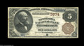 National Bank Notes:Pennsylvania, Pittsburgh, PA - $5 1882 Brown Back Fr. 470 The ...