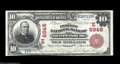 National Bank Notes:Pennsylvania, Shippensburg, PA - $10 1902 Red Seal Fr. 613 The Peoples ...
