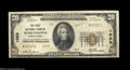 National Bank Notes:Pennsylvania, Susquehanna, PA - $20 1929 Ty. 2 The First NB Ch. # ...