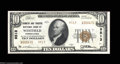 National Bank Notes:Pennsylvania, Westfield, PA - $10 1929 Ty. 2 Farmers & Traders NB Ch....
