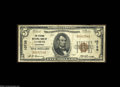 National Bank Notes:Tennessee, Athens, TN - $5 1929 Ty. 1 Citizens NB Ch. # 10735