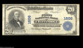 National Bank Notes:Tennessee, Chattanooga, TN - $20 1902 Plain Back Fr. 651 The First ...