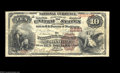 National Bank Notes:Tennessee, McMinnville, TN - $10 1882 Brown Back Fr. 487 The NB of ...