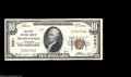 National Bank Notes:Tennessee, McMinnville, TN - $10 1929 Ty. 1 The First NB Ch. # ...