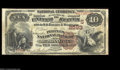 National Bank Notes:Tennessee, McMinnville, TN - $10 1882 Brown Back Fr. 490 The ...