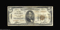 National Bank Notes:Tennessee, Smithville, TN - $5 1929 Ty. 2 The First NB Ch. # ...