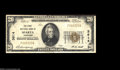National Bank Notes:Tennessee, Sparta, TN - $20 1929 Ty. 1 The First NB Ch. # 3614