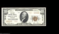 National Bank Notes:Tennessee, Tracy City, TN - $10 1929 Ty. 2 The First NB Ch. # ...