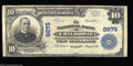 National Bank Notes:Virginia, Chilhowie, VA - $10 1902 Plain Back Fr. 626 The NB of ...