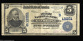 National Bank Notes:Virginia, Kenbridge, VA - $5 1902 Plain Back Fr. 609 The First NB...