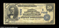National Bank Notes:Virginia, Petersburg, VA - $50 1902 Date Back Fr. 667 The Virginia ...
