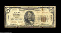 National Bank Notes:Virginia, Phoebus, VA - $5 1929 Ty. 2 The Old Point NB Ch. # ...