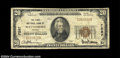 National Bank Notes:Virginia, Waynesboro, VA - $20 1929 Ty. 1 The First NB Ch. # ...