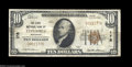 National Bank Notes:Wisconsin, Columbus, WI - $10 1929 Ty. 1 The First NB Ch. # 178