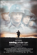 """Movie Posters:War, Saving Private Ryan (Paramount, 1998). Rolled, Very Fine. One Sheet (27"""" X 39.75"""") DS. War.. ..."""