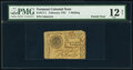 Colonial Notes:Vermont, Vermont February 1781 1s PMG Fine 12 Net.. ...