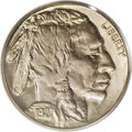 Buffalo Nickels: , 1927-S 5C MS64 PCGS. The 1927-S, with a mintage of 3.43 millionpieces, is scarce in Mint State, particularly in near-Gem c...