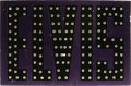 "Music Memorabilia:Props, Elvis Presley Lighted Marquee Sign. A 26"" x 17"" Elvis marquee signfrom the International Hotel and Casino, fully wired on t..."