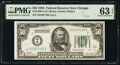 Small Size:Federal Reserve Notes, Fr. 2100-G $50 1928 Federal Reserve Note. PMG Choice Uncir...