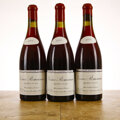 Red Burgundy, Vosne Romanee 2004 . Leroy . 1lbsl, 1lscl, 1ssos due to overfill. Bottle (3). ... (Total: 3 Btls. )
