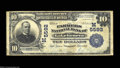 National Bank Notes:Wisconsin, Lake Geneva, WI - $10 1902 Plain Back Fr. 633 The ...
