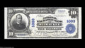 National Bank Notes:Wisconsin, Milwaukee, WI - $10 1902 Plain Back Fr. 624 The National ...